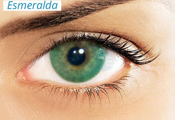 Solotica Hidrocor Colors Esmeralda