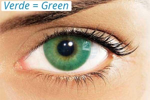 Solotica Hidrocor Colors Verde