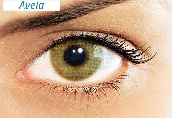 Hidrocor Avela Solotica Contact Lenses